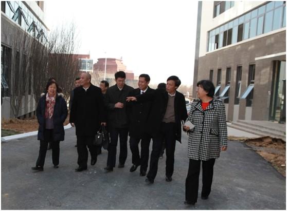 清华大学300多位海内外校友走进青岛高新区
